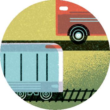 Rail, Transit and Public Transportation Providers
